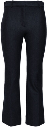 Derek Lam 10 Crosby Wool-blend Bootcut Pants