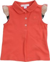 BURBERRY CHILDREN Polo shirts
