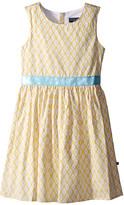Toobydoo Garden Party Tank Dress (Infant/Toddler/Little Kids/Big Kids)