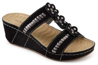 David Tate Mystical Wedge Sandal