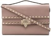 Valentino Garavani Rockstud embellished shoulder bag