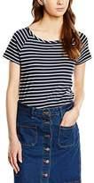 Vero Moda Women's Ester Striped Short Sleeve T-Shirt