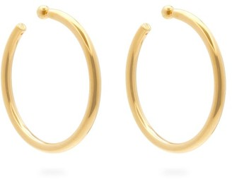 Sophie Buhai Everyday Large Gold-vermeil Hoop Earrings - Gold