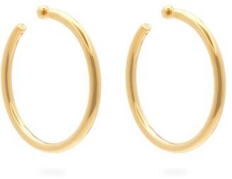 Sophie Buhai Everyday Large Gold-vermeil Hoop Earrings - Womens - Gold