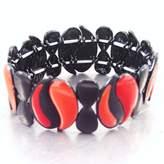 Noa Bracelet creator 'Arlequin' orange.