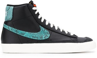 Nike high top Blazer sneakers