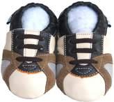 Jinwood Prewalk Baby Shoes Boy Girl Infant Children Kid Toddler Crib Boy First Walk Gift Trainer