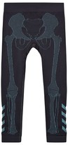Hummel Dark Navy Kim Leggings