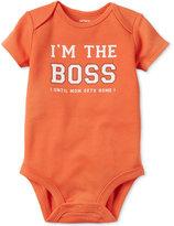 Carter's I'm The Boss Bodysuit, Baby Boys (0-24 months)