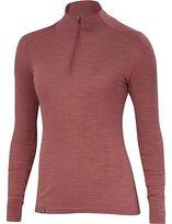Ibex Woolies 1 Zip-Neck Top - Women's