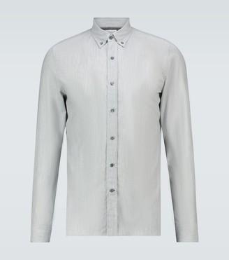 Brunello Cucinelli Leisure Fit long-sleeved shirt