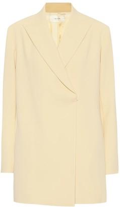 The Row Malone stretch-cady jacket