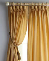 "Eastern Accents Each 20""W x 96""L Goblet-Pleat Kate Curtain"