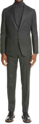 Ermenegildo Zegna Tech Merino Suit