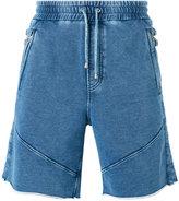 Just Cavalli elasticated waist jean shorts - men - Cotton - M