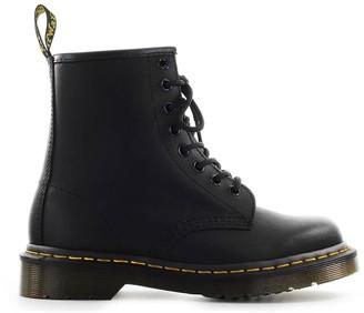 Dr. Martens 1460 Greasy Black Combat Boot