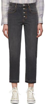 Etoile Isabel Marant Black Garance Jeans