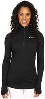 Nike 1/2 Zip Merino Long Sleeve Top