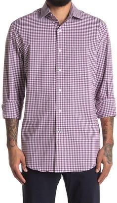 Tommy Hilfiger Gingham Print Regular Fit Shirt
