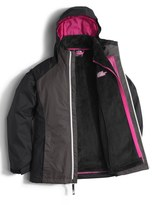 The North Face Girl's Osolita Triclimate 3-In-1 Jacket