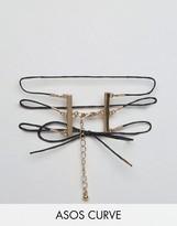Asos Wrap Around Bolo Bracelet