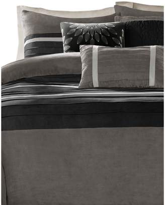 Madison Home USA Palmer 7-Piece Faux Suede Comforter Set
