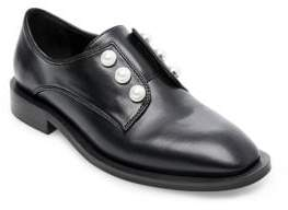 Design Lab Ronya Faux-Pearl Oxford Shoes