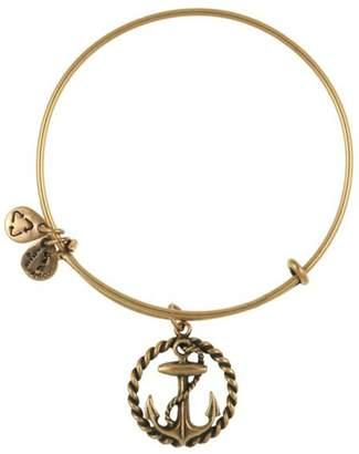 "Alex and Ani Anchor"" Bracelet"