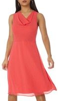 Dorothy Perkins Women's Fit & Flare Dress