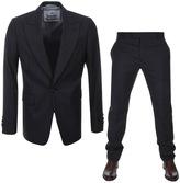 Vivienne Westwood Pinstripe Suit Grey