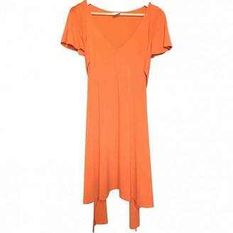 RED Valentino Orange Dress for Women