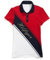 Tommy Hilfiger Pieced Polo