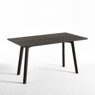 Am.pm. Diletta Solid Oak Folding Console Table by E. Gallina (Seats 4)