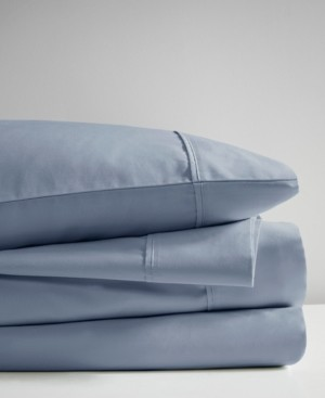 Madison Home USA 525 Thread Count 4 Piece Full Cotton Rich Sheet Set Bedding