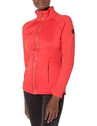 Spyder Women's Bandita Full Zip Stryke Jacket Fleece-Outerwear,X-Small