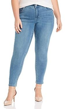 Seven7 Lia Tummyless Skinny Jeans in Gypsy
