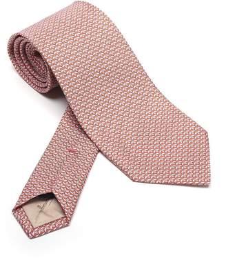Salvatore Ferragamo Printed Bees Tie