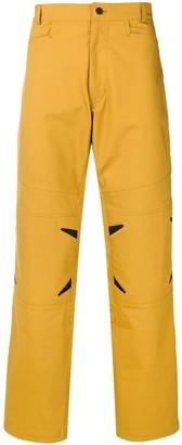 Mackintosh 0004 Mustard 0004 Technical Trousers