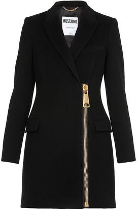 Moschino Zip Coat