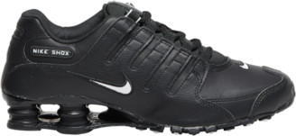 Nike NZ Running Shoes - Black / White