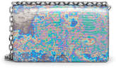 Henri Bendel Centre Street Iridescent Crossbody