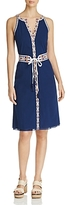 Tory Burch Savannah Embroidered Dress
