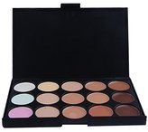 DATEWORK Professional 15 Concealer Camouflage Foundation Makeup Palette Foundation Cream Highlighter For Face