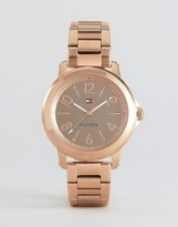 Tommy Hilfiger 1781752 Rose Gold Ellie Watch