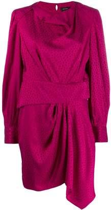 Isabel Marant animal patterned dotted dress