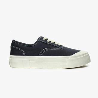 Good News Organic Cotton Sneakers In Navy - 36