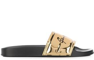 Versace GV Signature slides