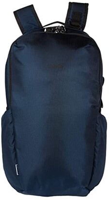 Pacsafe 25 L Vibe Econyl(r) Anti-Theft Backpack (Econyl(r) Ocean) Backpack Bags