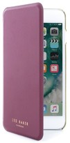 Ted Baker Shannon Iphone 6/6S/7/8 Plus Mirror Folio Case - Red