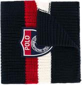 Ralph Lauren striped scarf